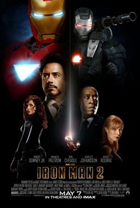 At the Movies Episode 16: Iron Man 2