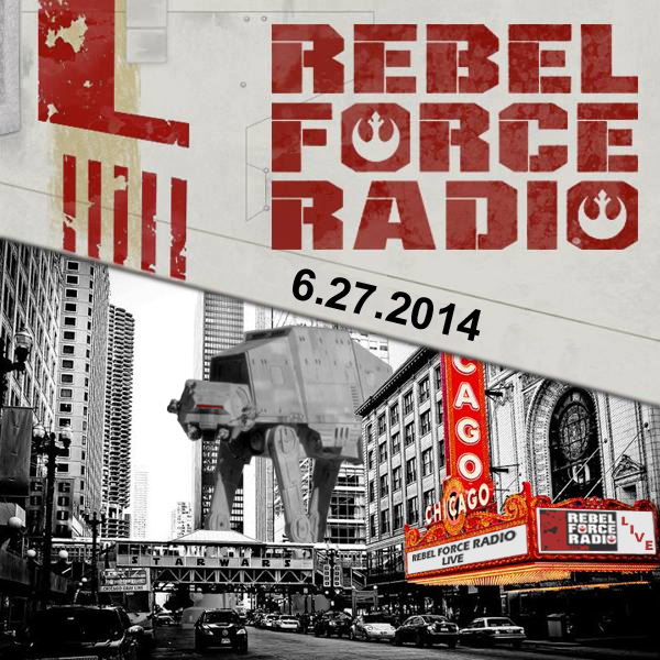 RebelForce Radio: June 27, 2014