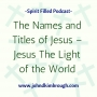 Artwork for The Names and Titles of Jesus – Jesus The Light  of the World