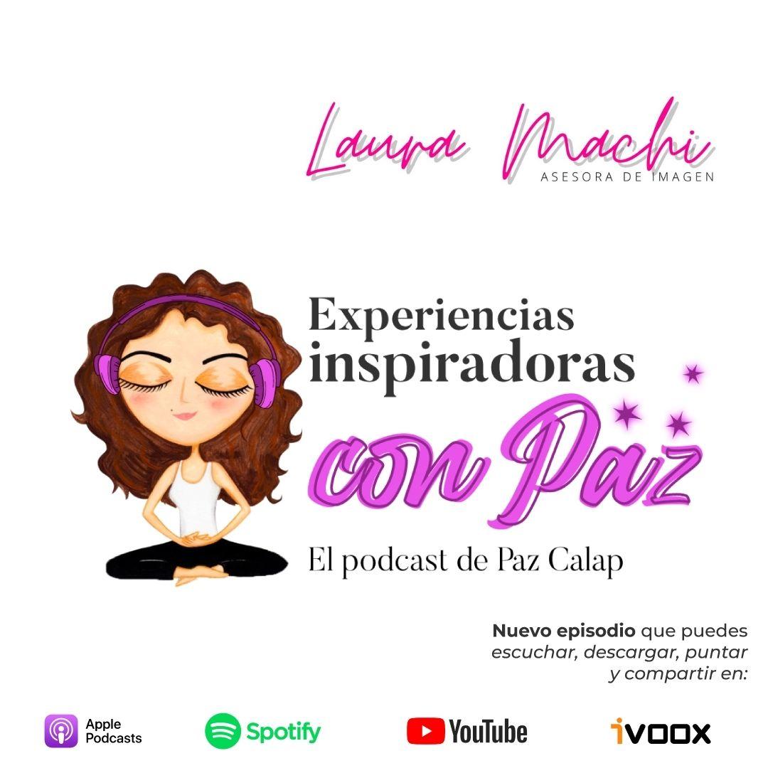 Experiencias Inspiradoras con Laura Machi - Medita con Paz