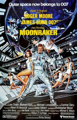 SNS #14 Moonraker '79