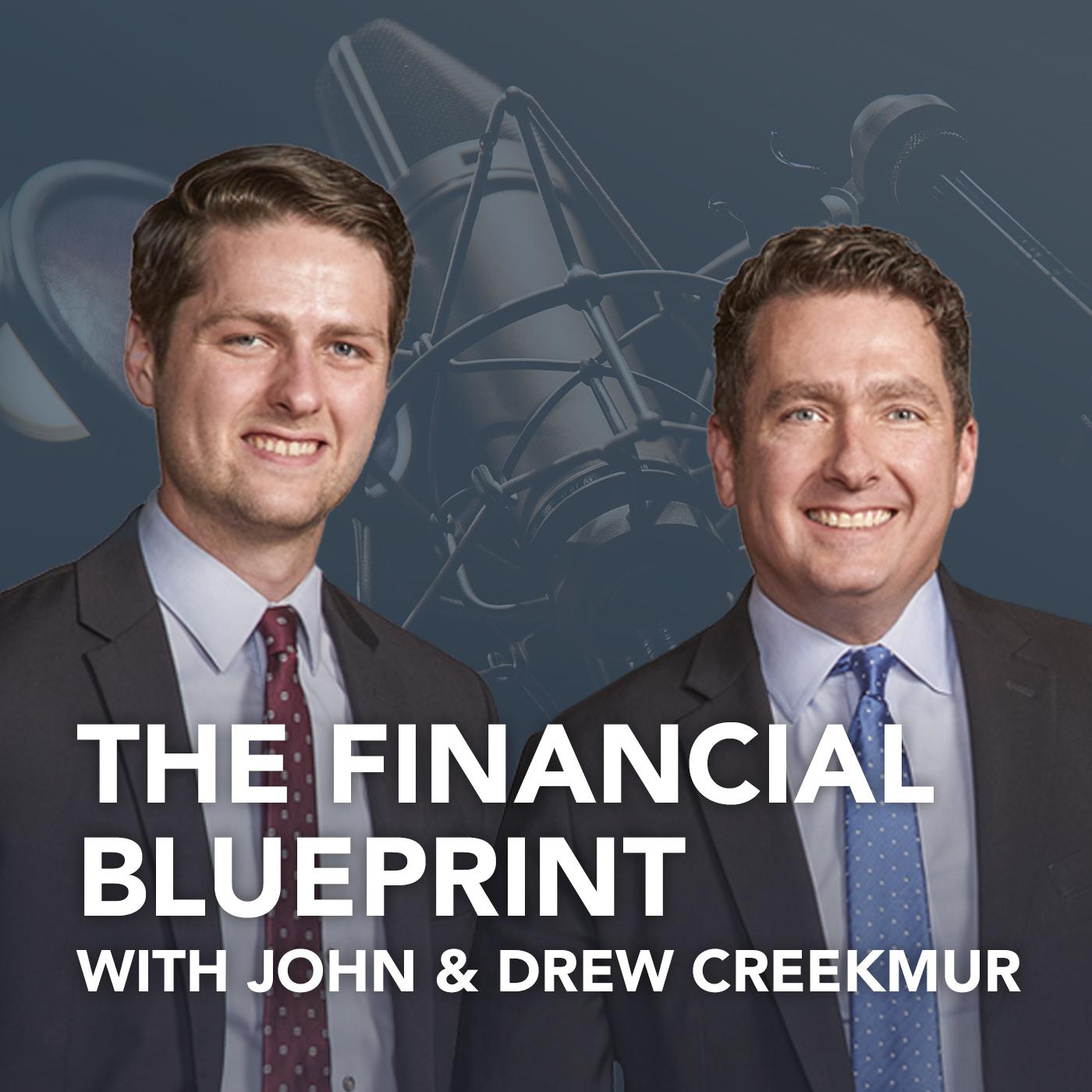 The Financial Blueprint show art