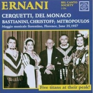 Ernani from Florence, 1957