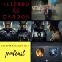 Artwork for Black Panther, Altered Carbon REVIEW, MixTAPE, and more!