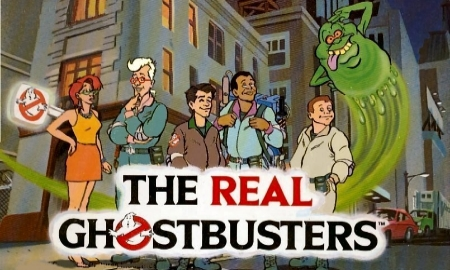 WTMS: The Real Ghostbusters - Cold Cash and Hot Water
