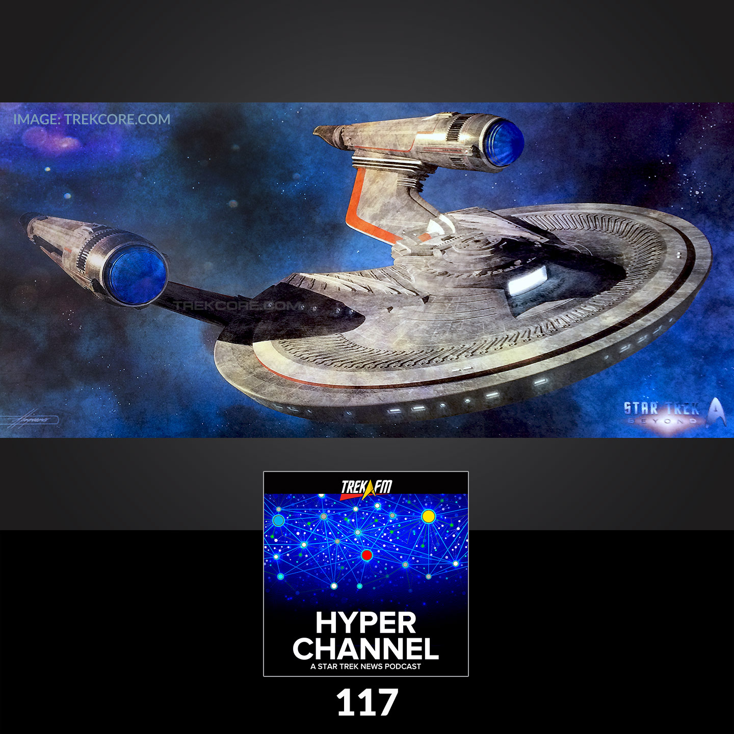 Hyperchannel 117: Here Comes Franklin!