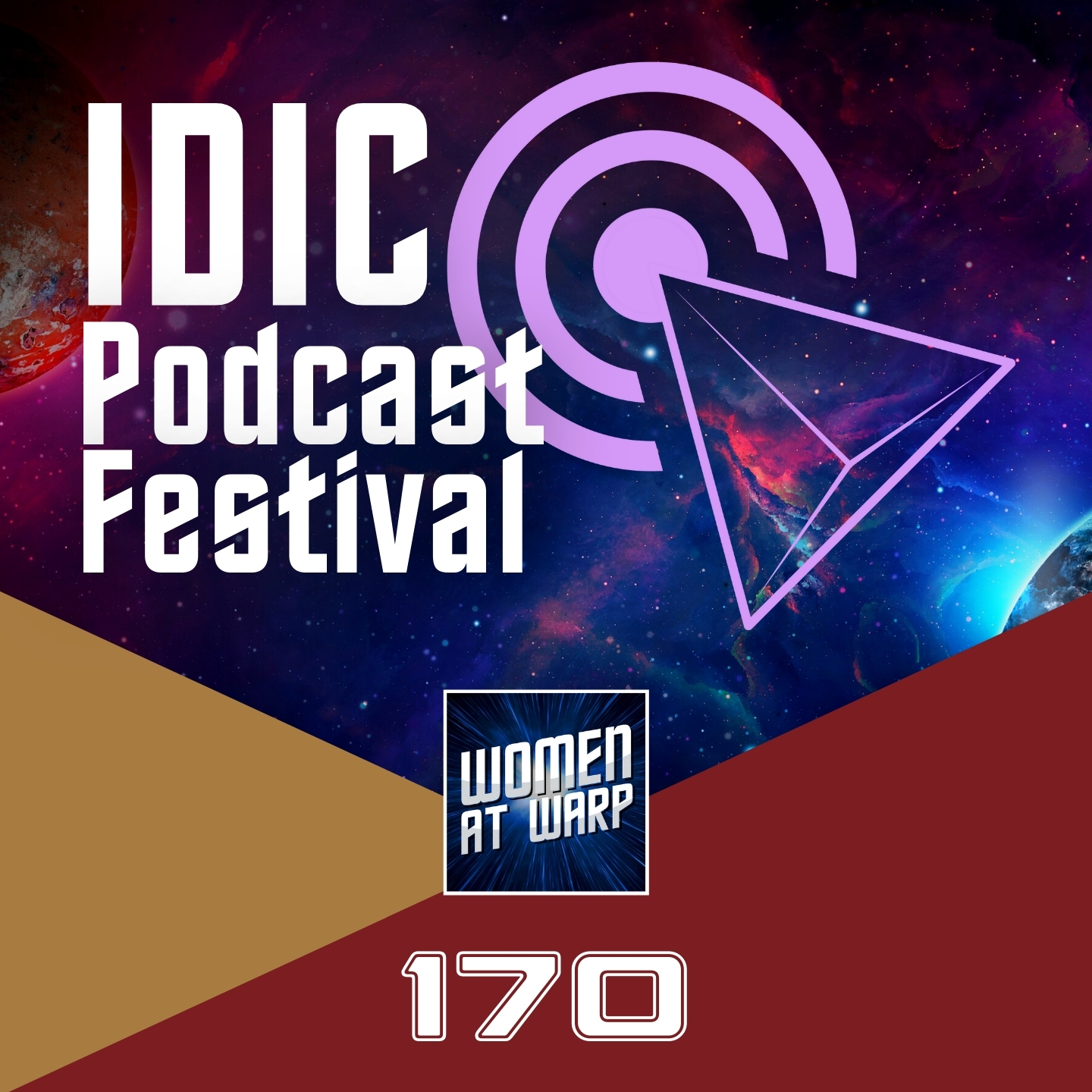 Building an Inclusive Podcast Community (IDIC Podcast Fest)