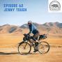Artwork for Jenny Tough: Bikepacking Racer and adventurer
