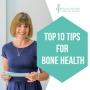 Artwork for Podcast 5 - Top Ten Tips for Bone Health