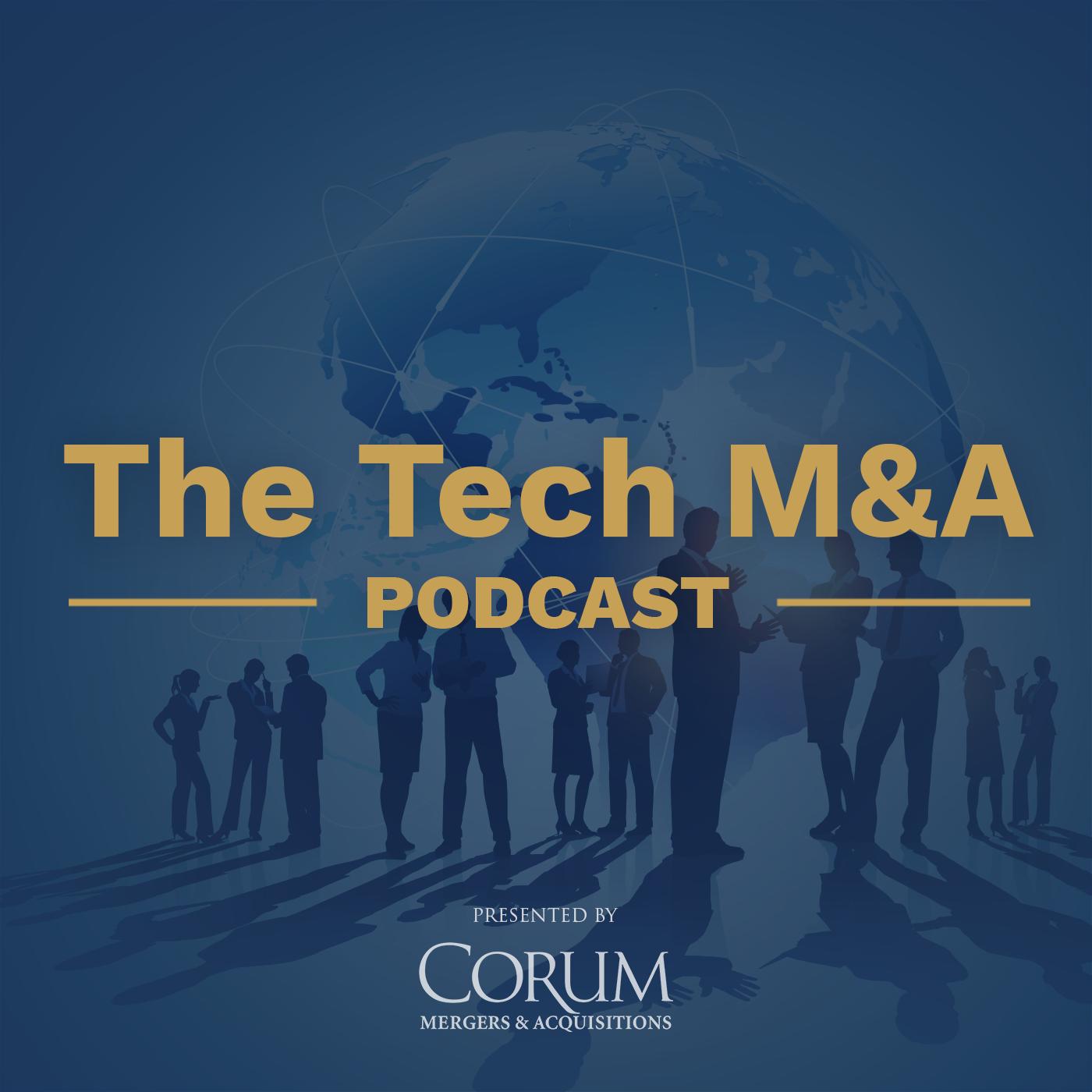 The Tech M&A Podcast show art