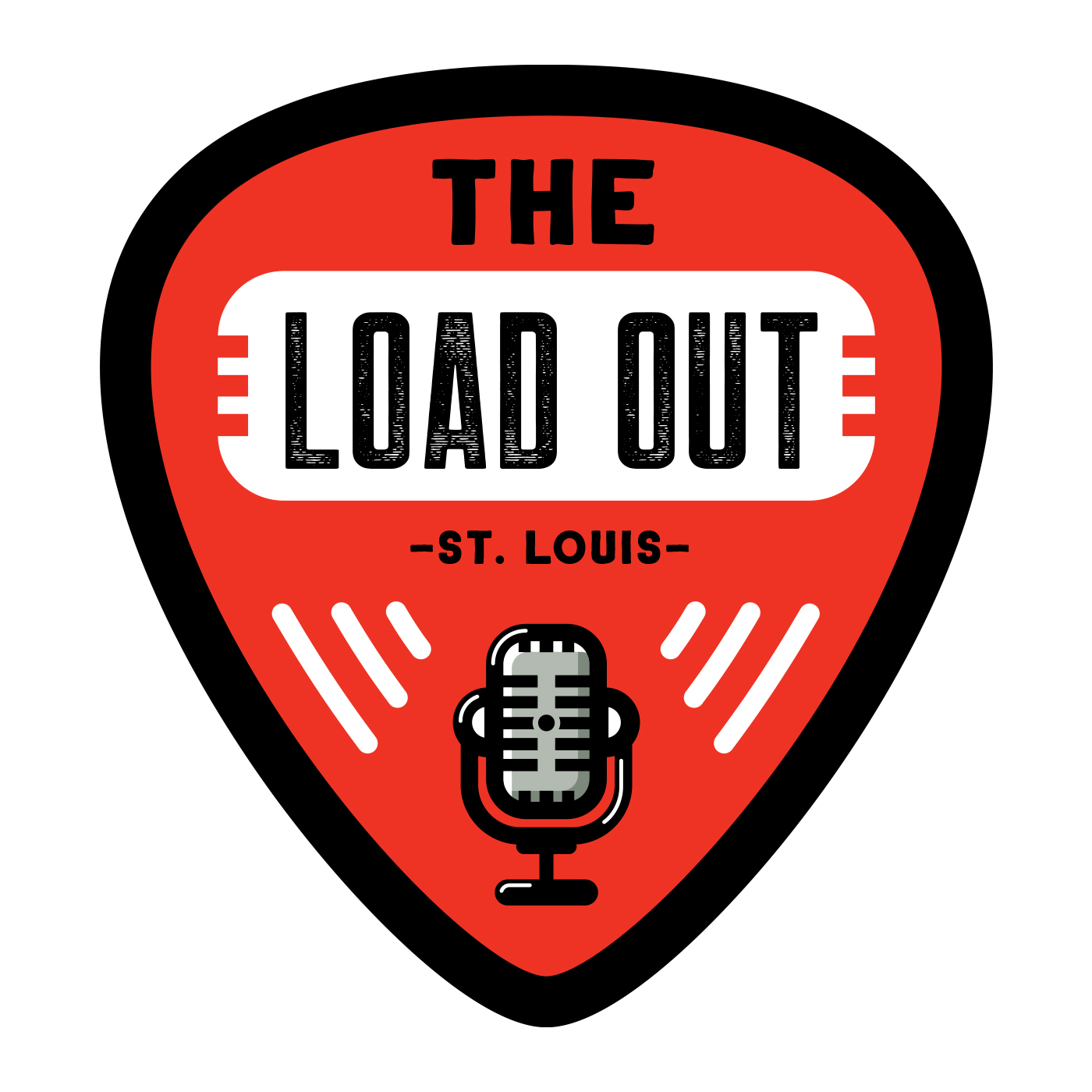 The Load Out Music Podcast show art