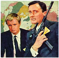 DVD Verdict 1382 - Sounds and Sights of Cinema (The Man From U.N.C.L.E.)
