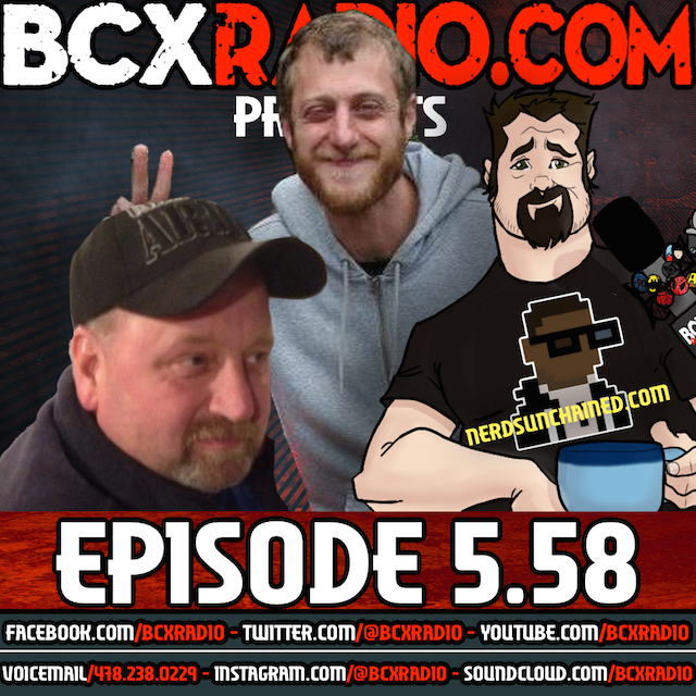 BCXradio 5.58 - Rufio Returns