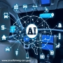 Artwork for Augmented Realty (AR) and Self-Driving Cars