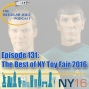Artwork for Episode 131: The Best of NY Toy Fair 2016