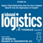 Artwork for Supply Chain Digitization: How Can Your Company Benefit from the Digitization of Freight? Guest: Jim Monkmeyer, DHL