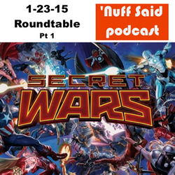 Jan 23, 2015  Nuff Said Round Table Part 1