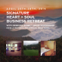 Artwork for Signature Heart and Soul Business Retreat