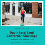 Artwork for Day 1: Local Leads Conversion Challenge