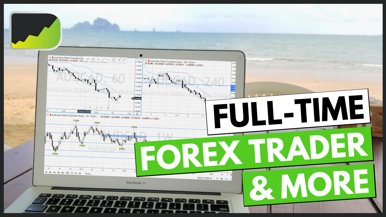 Live Full-Time Forex Trading Q&A from Krabi, Thailand!