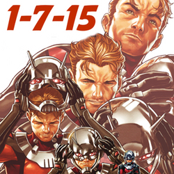 1-7-15 Marvel Comics Roundup