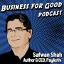 Artwork for Ep 24: How Often Should Workers be Paid? Safwan Shah Has an Idea