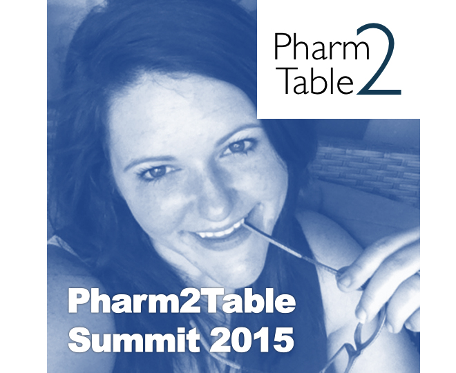 Pharm2Table Summit 2015 - Pharmacy Podcast Episode 257