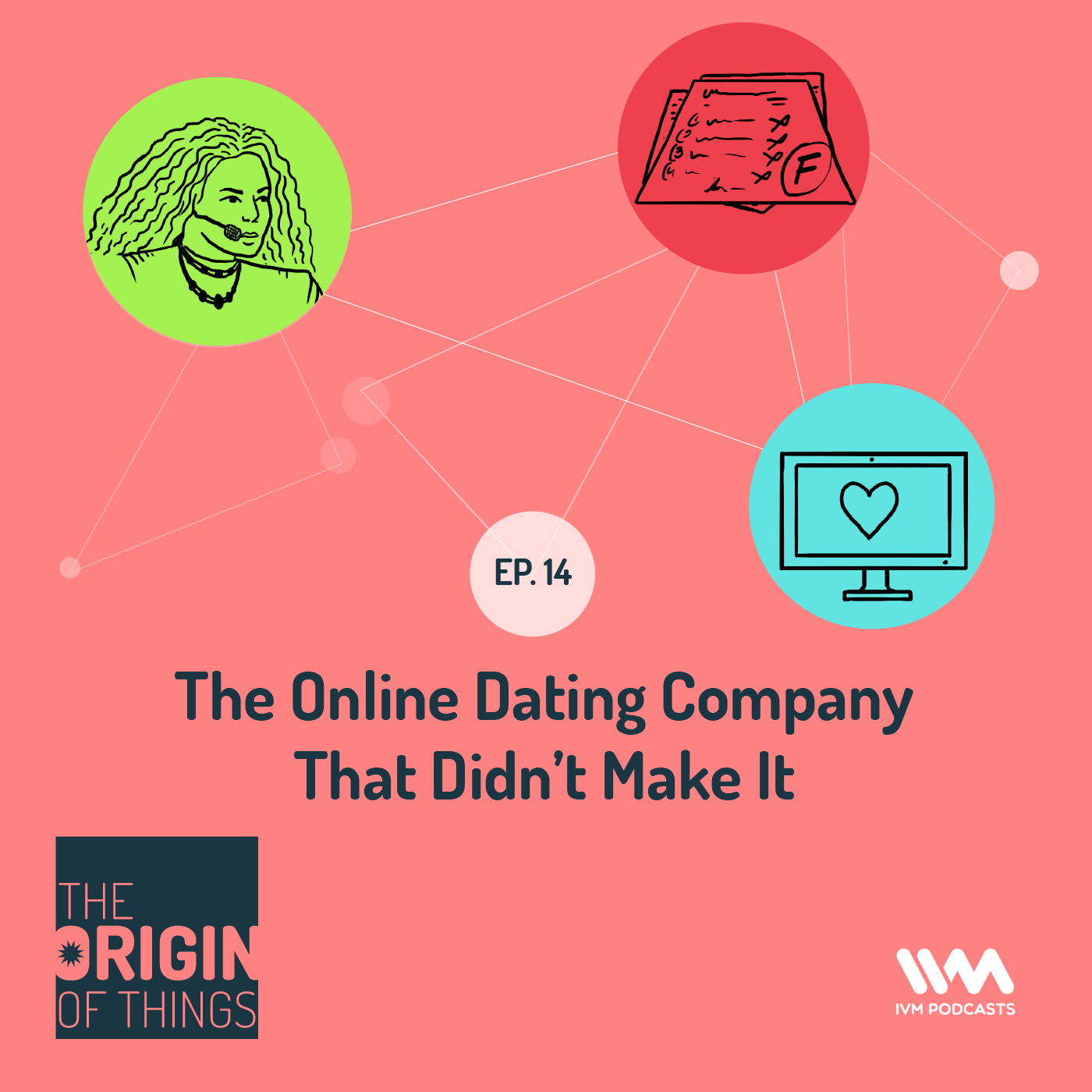 Ep. 14: The Online Dating Company That Didn't Make It.
