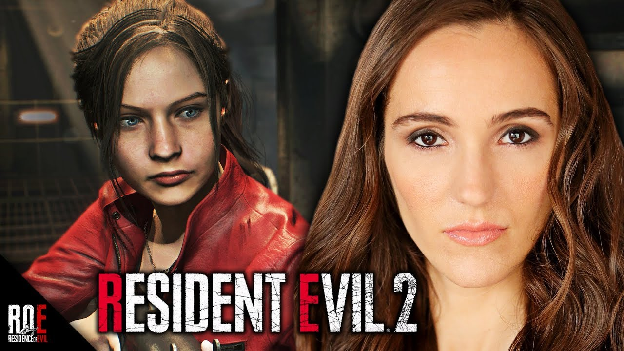 Interview Stephanie Panisello Claire Redfield Resident Evil 2 Remake