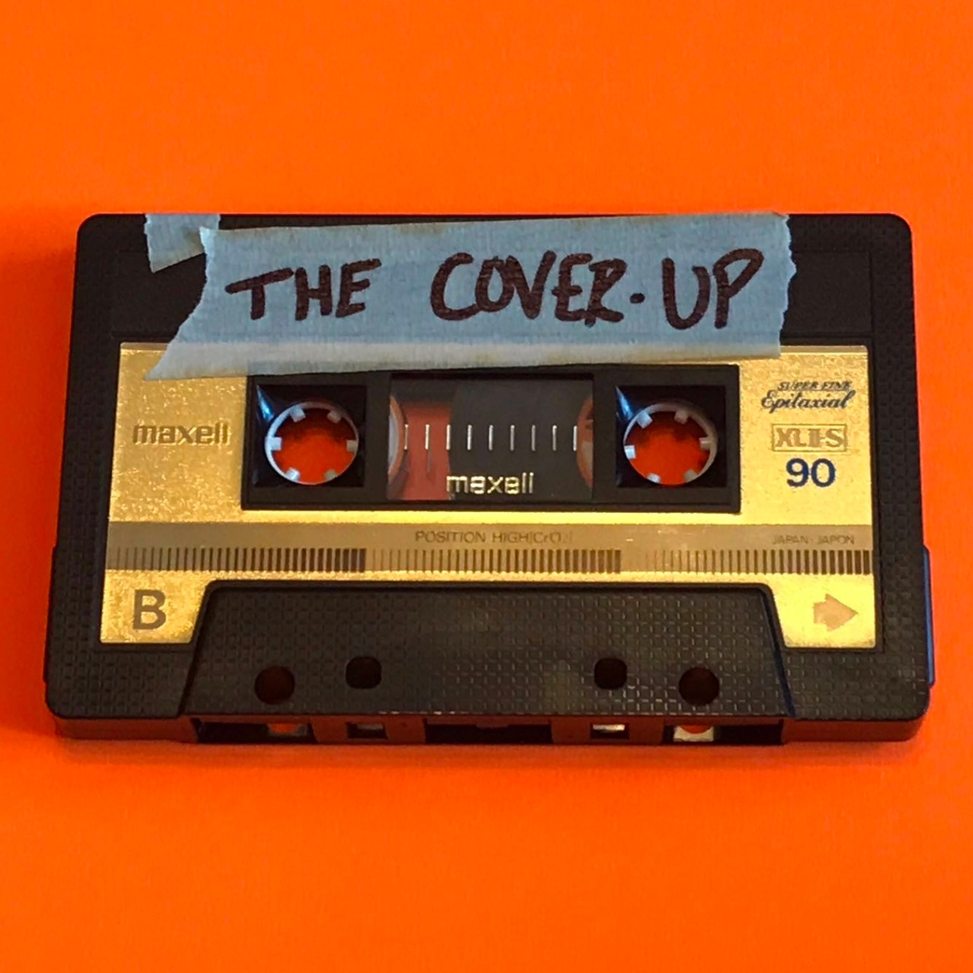 The CoverUp show art