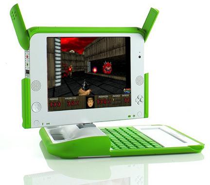 En búsqueda de videojuegos educacionales para el OLPC