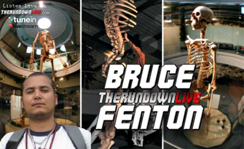 The Rundown Live #301 Bruce Fenton (Lost History, Ancient Civilization, Giants)