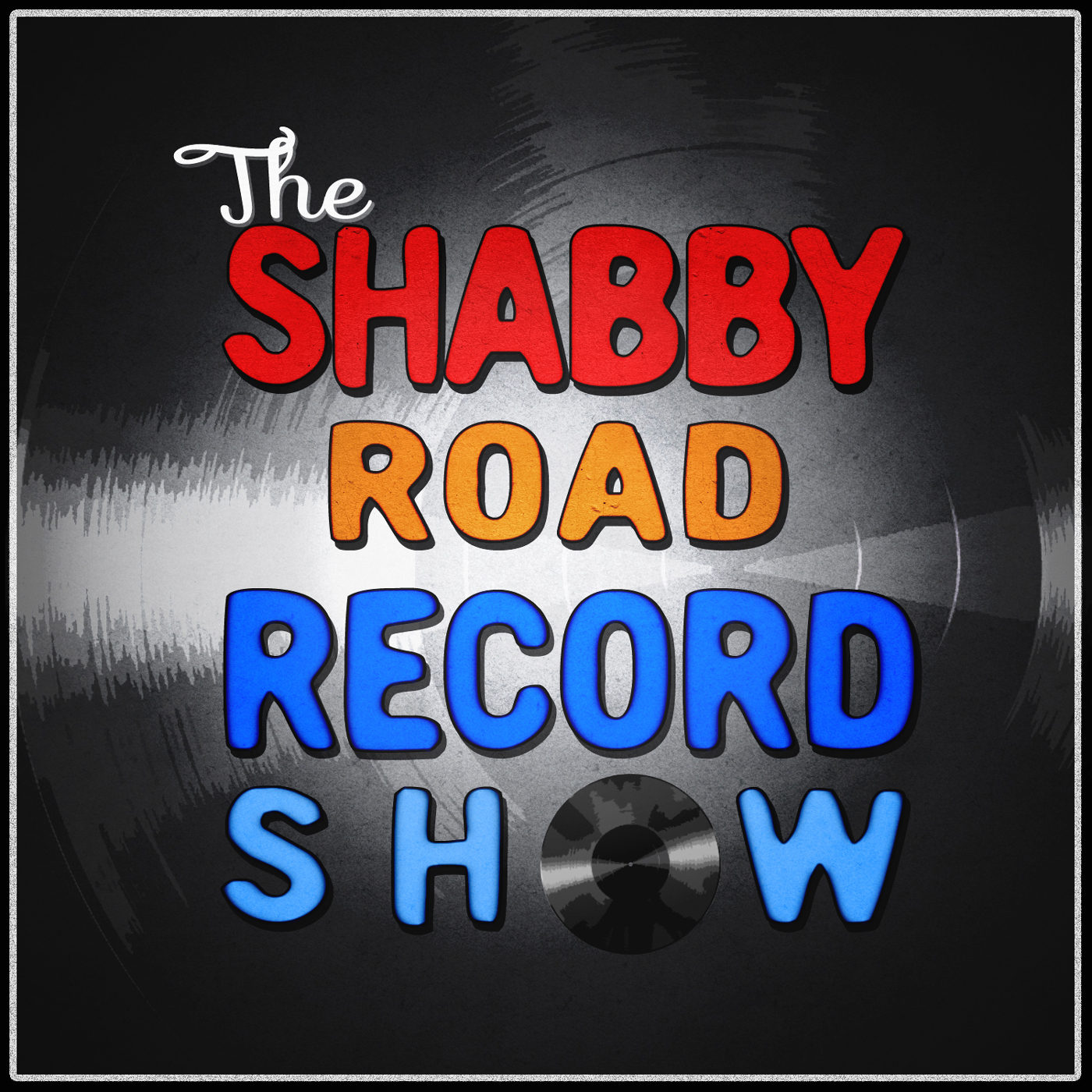 Shabby Road Record Show Podcast show art