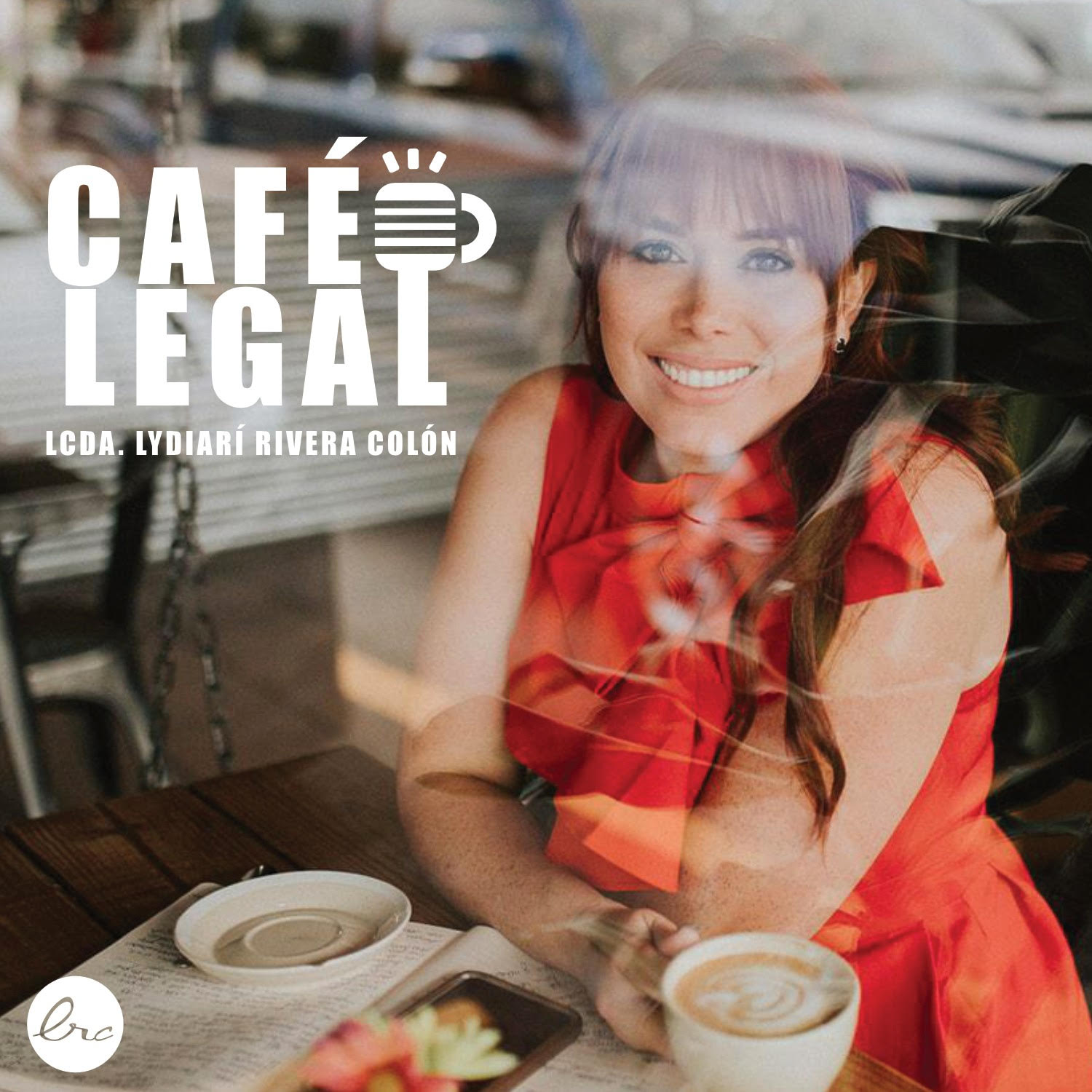 cafelegal's podcast show art