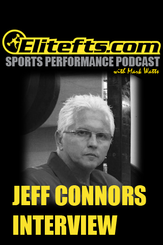 Elitefts SPP: Jeff Connors Interview