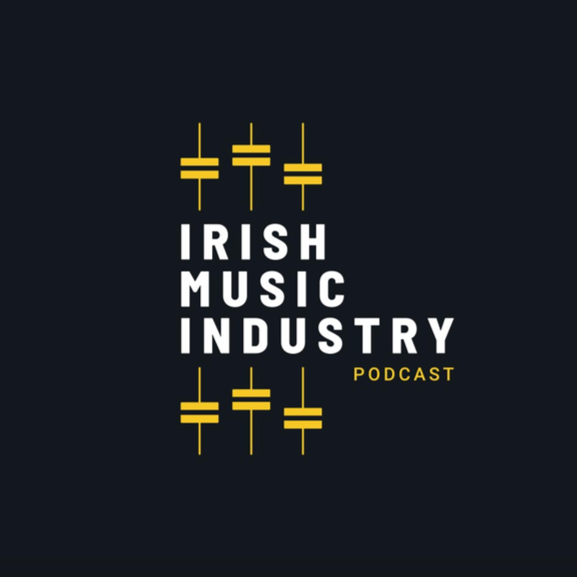 The Irish Music Industry Podcast show art