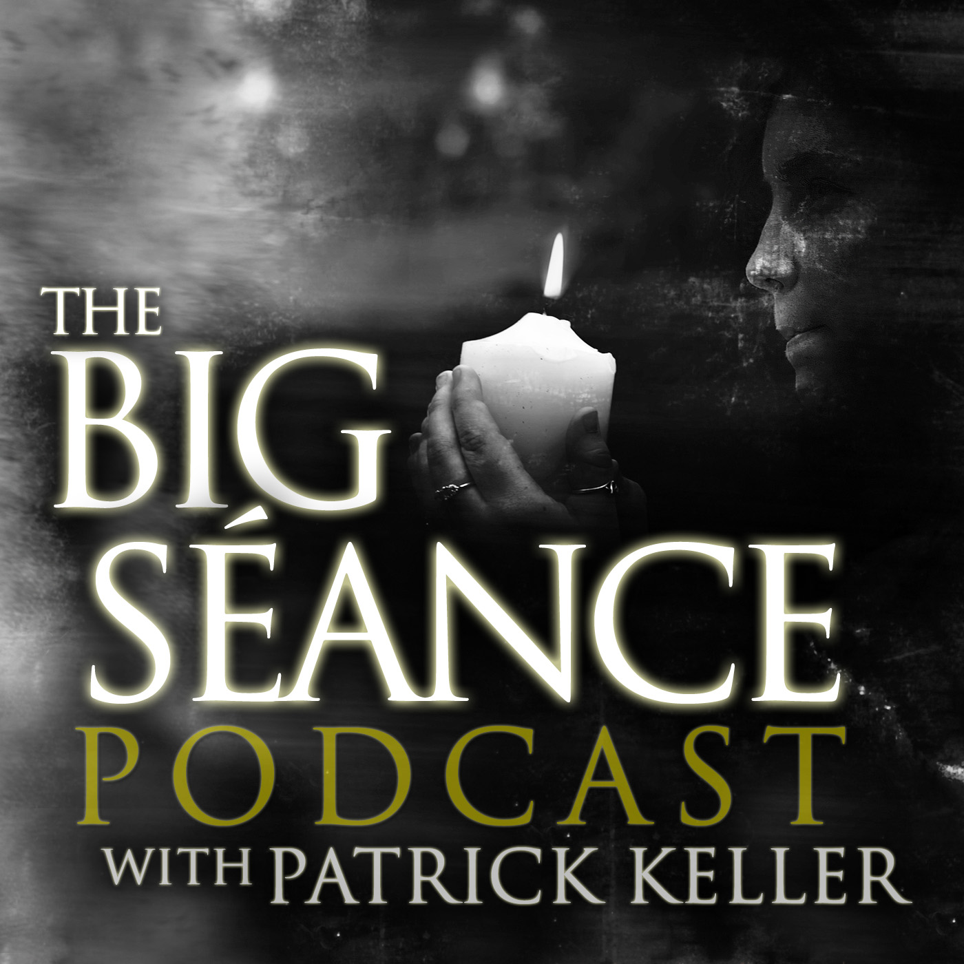 Artwork for Psychic Angela Thomas, Precognition, and Three-dimensional Tarot - The Big Séance Podcast: My Paranormal World #26