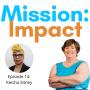 Artwork for Nonprofit Leadership with Keisha Sitney