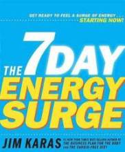 Jim Karas Gives Us His 7 Day Energy Surge