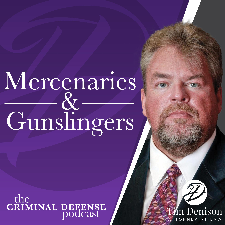 Mercenaries And Gunslingers Podcast show art