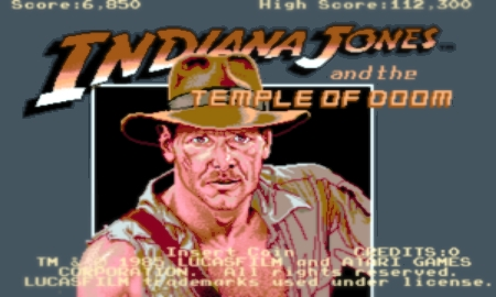 When the Music Stops: Indiana Jones and the Temple of Doom