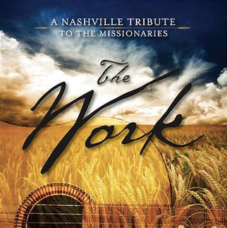 """The Work"" new music from The Nashville Tribute Band"