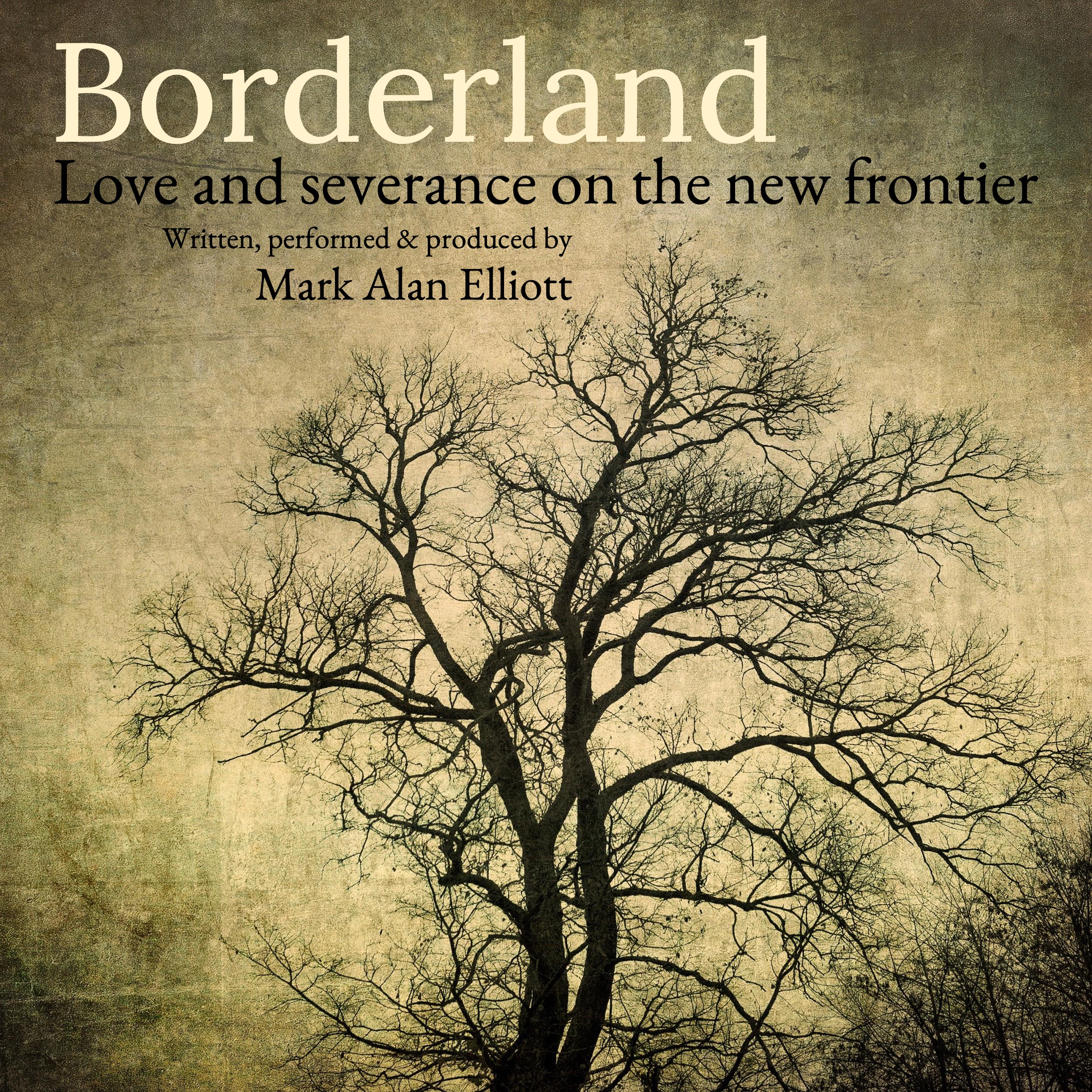 Borderland: Love and severance on the new frontier show art