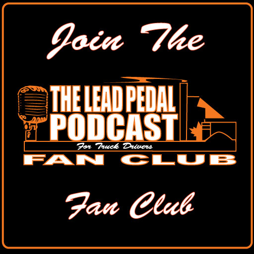 Join the Lead Pedal Fan Club