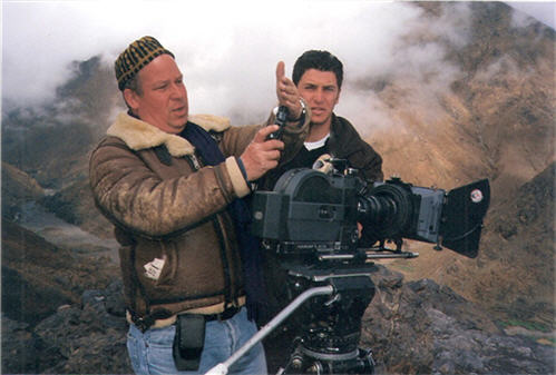 Ofer Inov - Israeli Director of Photography - Time of Favor, Campfire, Beaufort, Fluchkes