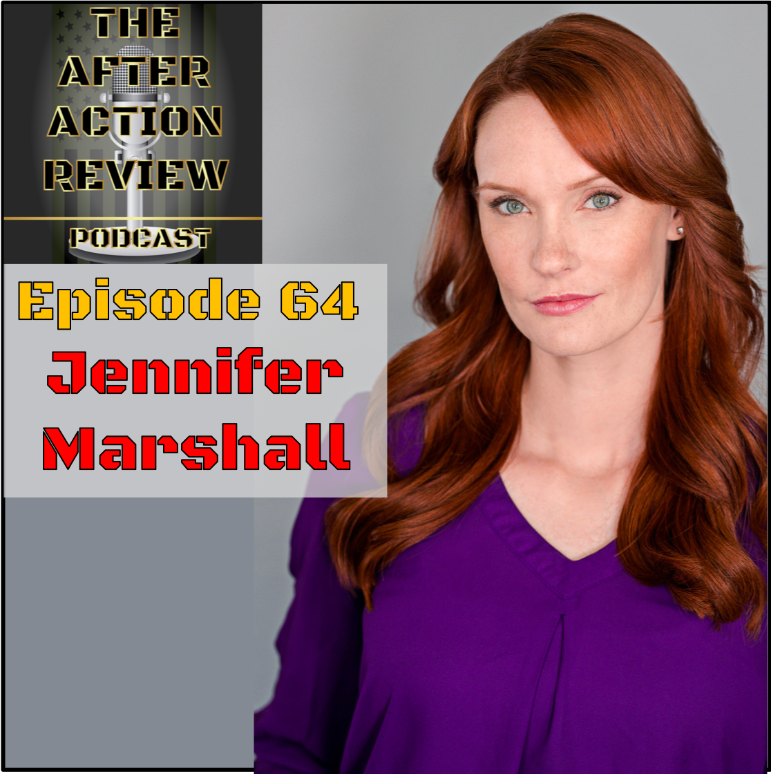 65 - Jennifer Marshall show art