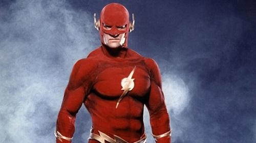 Crimson Comet #28 The Flash (1990) 1x00 Pilot Commentary