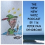 Artwork for NNWRTZ EP 114 PETER PAN SYNDROME