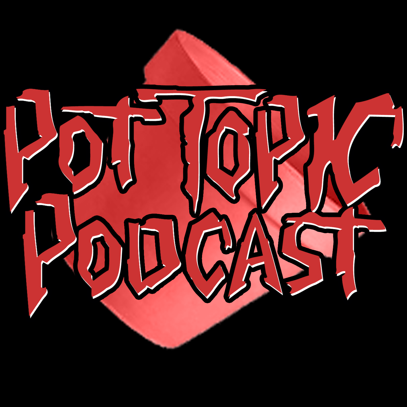 Pot Topic Podcast show art