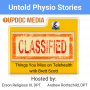 Artwork for Untold Physio Stories 162 - Things You Miss on Telehealth with Brett Scott
